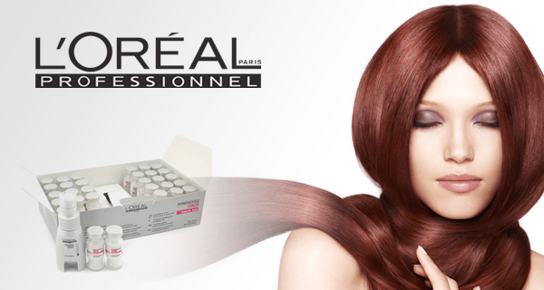 L'Oreal Professional power dose for colored treated hair at Sophisticated Hair Salon in downtown Ann Arbor